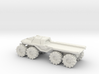 All-Terrain Vehicle closed cab with open cargo bed 3d printed