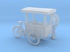 Ice cream tricycle (N 1:160) 3d printed