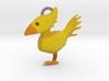 Final Fantasy Chocobo Keychain 3d printed