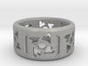 Random Ring 3d printed