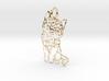 creative pendant cat 3d printed