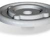 "GP35markerlights 1.5"" scale 3d printed GP35 Marker Light for 5mm LED"