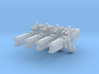 One:One Synesthete (1:18 Scale) 4 Pack 3d printed