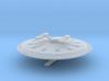 LNW Vree Xorr War Saucer Armada Scale 3d printed