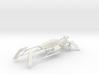 Racing Speeder (1:18 Scale) 3d printed