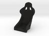 Race Seat  SRev.2 Type  - 1/10 3d printed