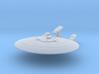 Federation Galaxy-X Class Dreadnought 1:7000 3d printed