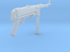 MP40 (folded) (1:18 scale) 3d printed