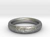 leaf Ring (various sizes) 3d printed