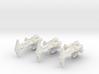 (Armada) 3x Combat Hammerhead Corvette 3d printed