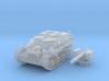 1/285 (6mm) German Wiesel 1 TOW AFV 3d printed 1/285 (6mm) German Wiesel 1 TOW AFV