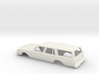 1/43 1988 Chevrolet Caprice Station Wagon 3d printed