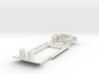 Chassis for Scalextric Ford Escort Mk1 3d printed