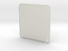 Wemos LED Shield Enclosure Lid 3d printed