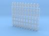 60x Sigilite Corp: Shoulder Insignia pack 3d printed