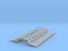 NEM OO Type 28 Couplings - Big-Step Up 3 Link x10 3d printed