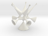 Togliatti Quintic smoothed (museum size) 3d printed