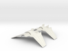 Tauri F-302 Flight: 1/270 scale 3d printed