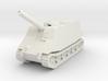 1/87 (HO) Geschutzwagen Tiger 305mm 3d printed