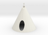 HO Scale Teepee2 3d printed this is a render not a picture