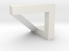 Penrose triangle 3d printed