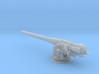 1/72 Russian 152mm /45 Naval Gun 3d printed