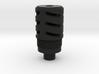 skeee's FN SPR Flashhider 3d printed