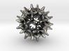 Virus I 16mm 3d printed