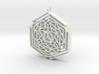 Metacube1  3d printed