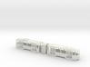 Tatra KT4D 0 Scale [body] 3d printed 1/48