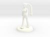 Chaos Daemon - Nurgle Plaguebearer 2/Slime Girl 2 3d printed