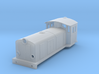 Swedish SJ electric locomotive type Ua - N-scale 3d printed
