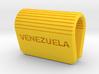 Tapa Webcam 3d printed Webcam Cover Venezuela Yellow