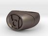 22.2 mm Red Lantern Ring - WotGL 3d printed
