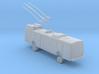 N Scale ETI 14trsf Trolleybus Muni 5400-5600s 3d printed