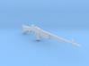 BAR M1918A2 Bakelite (1:18 Scale)-PASSED- 3d printed