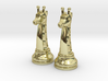 Pair Chess Giraffe Big / Timur Giraffe Zarafah 3d printed