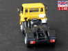 Ford D series (Late version) tractor truck UK N sc 3d printed