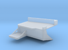 1:350 Scale USS Ronald Reagan Stbd Aft Spons'n 3d printed