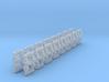 32x Isolatoren für Querjoche (TT 1:120) 3d printed