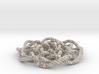 Rose knot 7/5 (Rope with detail) 3d printed