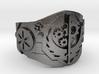 Brotherhood of Steel Ring 3d printed
