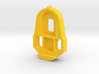 SPD-SL Road Yellow SM-SH11 Cleat Adjustment Tool 3d printed SPD-SL Road Yellow SM-SH11 Cleat Adjustment Tool