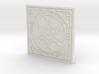 1:9 Scale Limehouse Manhole Cover 3d printed