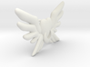 Winged Brooch for 60 cm doll 3d printed