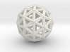 Icosphere7 (repaired) (repaired) 3d printed