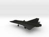 Saab J.35 Draken 3d printed