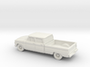1/87 1962 Chevrolet C10 Fleetside Crewcab 3d printed