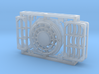 1/48th G1 Jagdpanther Grill set 3d printed