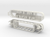 Eastbourne/Seaton Tramway Car 8 3d printed